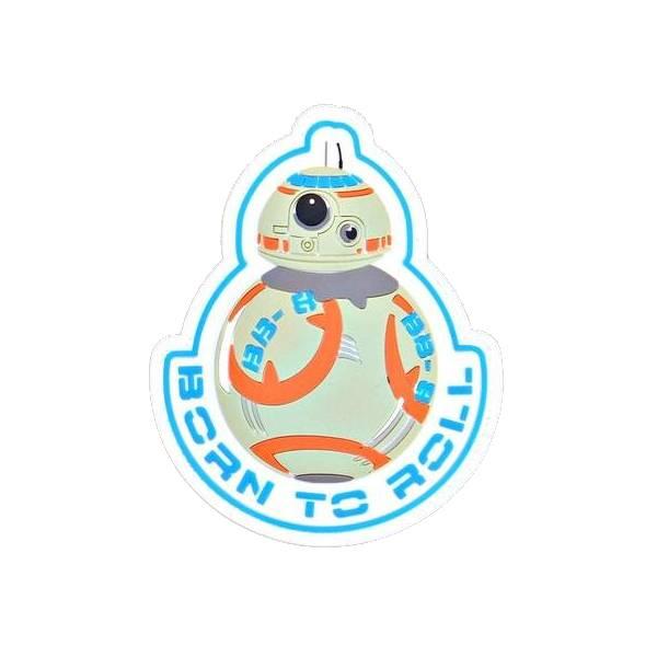 Violent Little Machine Shop Violent Little Machine Shop BB-8 Born To Roll Star Wars Morale Patch