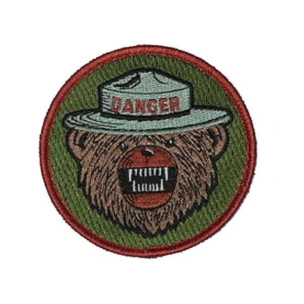 Prometheus Design Werx Prometheus Design Werx Danger Ranger Bear Morale Patch