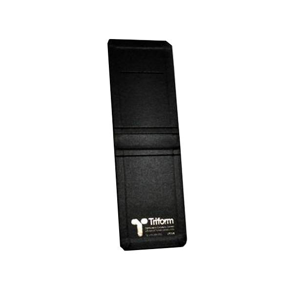 Triform Triform Leather Cloth Black Carrying Case 3 1/2 x 5