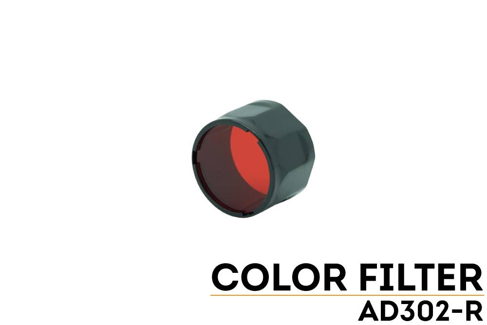 Fenix Fenix TK-Series Red Filter Adapter (AD302-R)