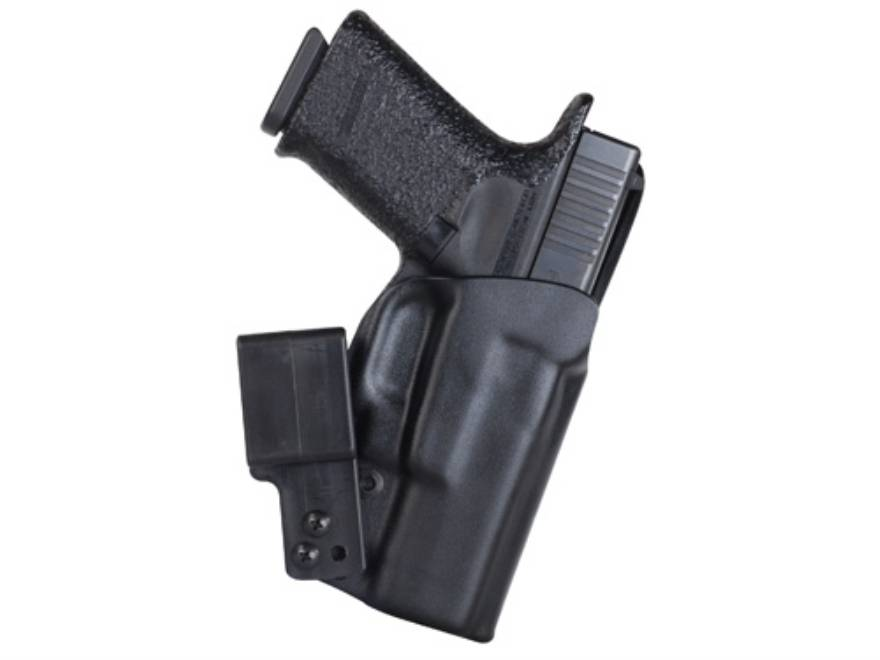 "Blade-Tech Blade-Tech Ultimate Concealment Holster (UCH)* w/ 1.5"" S-Hook - Sig 226R Black LeftCombo Mag Pouch* w/ Paddle - Glock 17/22/31 & SF G2, Right Hand, Black"