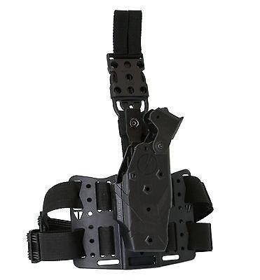 Blade-Tech Blade-Tech Taser X26P Holster - Thigh Rig - 2 Add Cartridge -