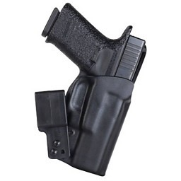 "Blade-Tech Blade-Tech Ultimate Concealment Holster (UCH)* w/ 1.5 S-Hook - S&W 5906 4"" Black Left"