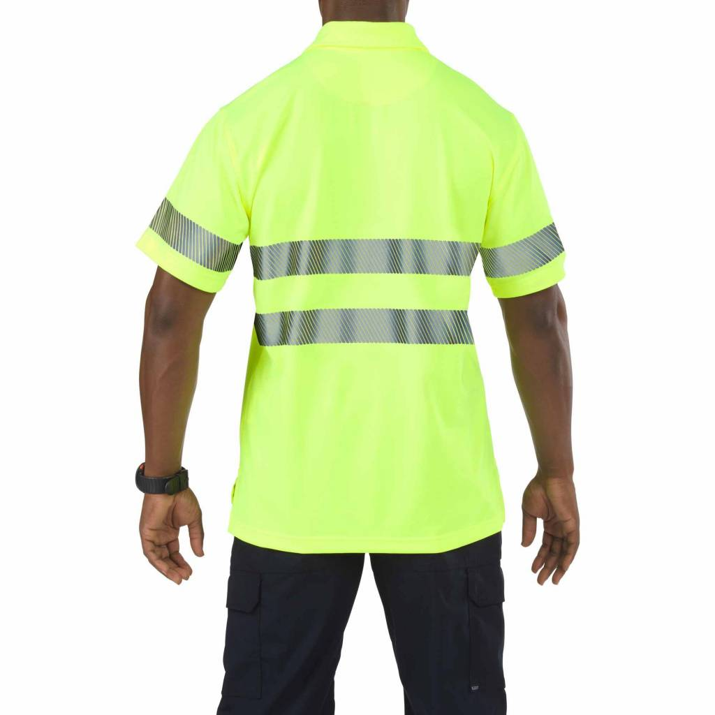 5.11 Tactical 5.11 Tactical High-Visibility Short Sleeve Polo