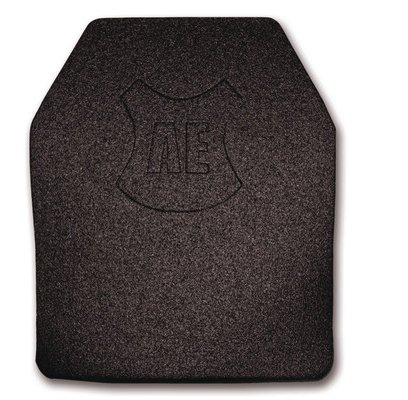 Armor Express Aries III SA NIJ 0101.06 Level III Stand Alone Plate - SAPI Cut 10 in x 12 in