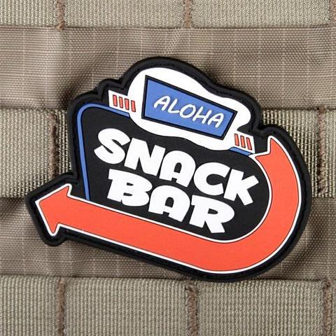 Violent Little Machine Shop Violent Little Machine Shop Aloha Snack Bar PVC Patch