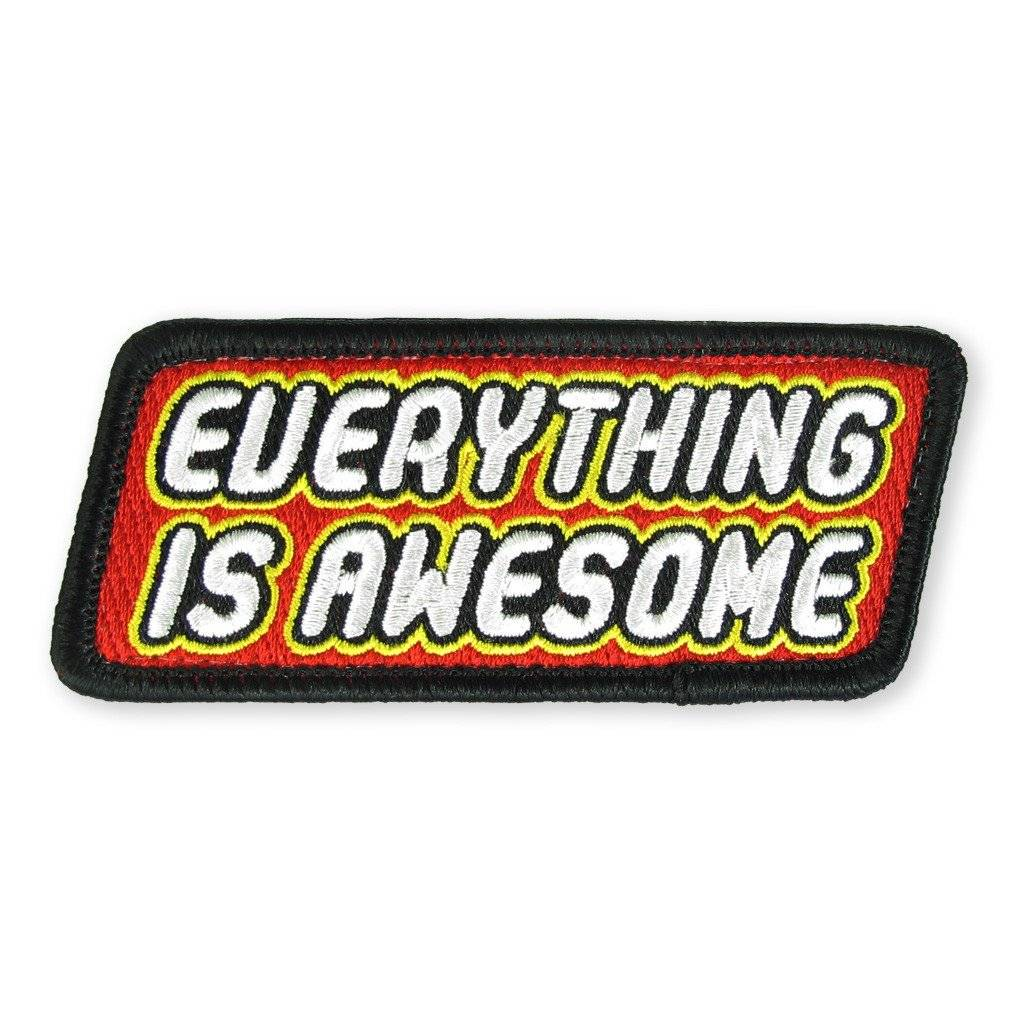 Prometheus Design Werx Prometheus Design Werx Everything Is Awesome Patch