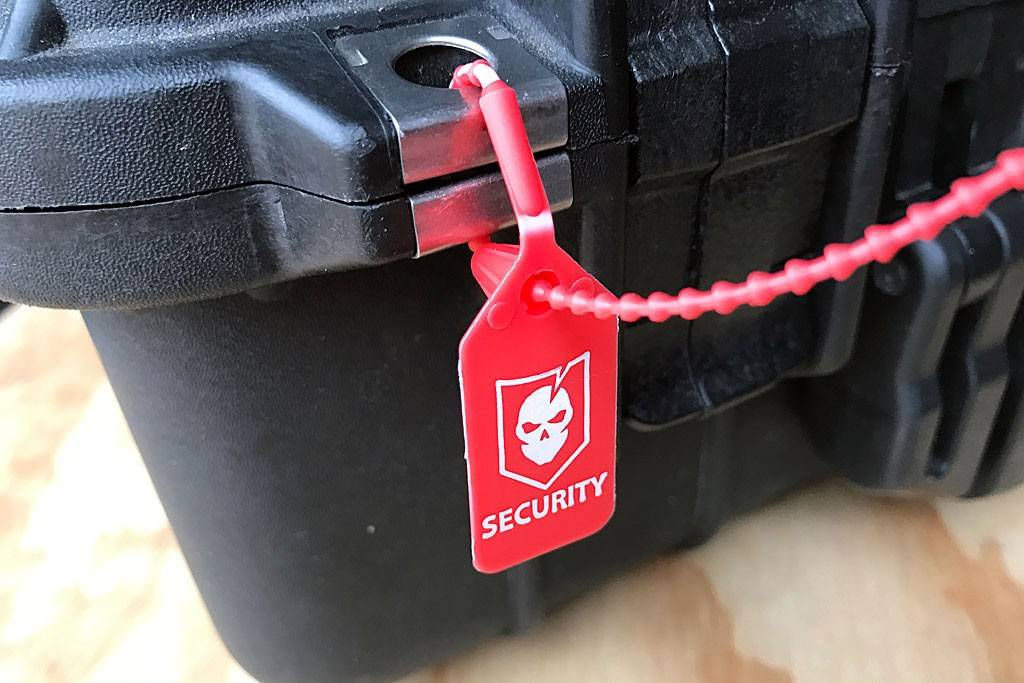 ITS Tactical ITS Security Seals (10-Pack)
