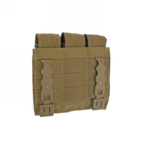 Tactical Tailor Grey Ghost Gear Triple Pistol Mag Pouch