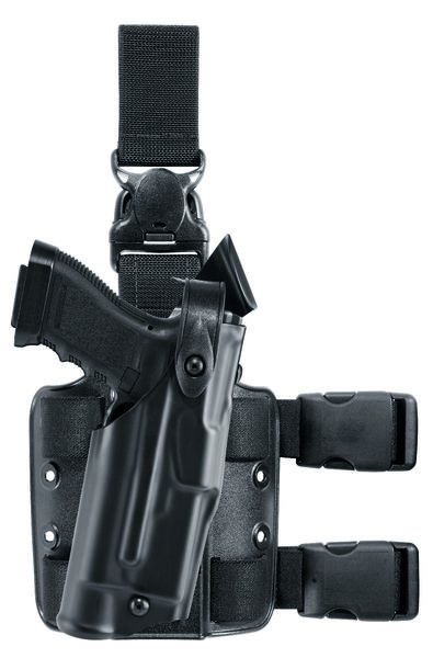 Safariland Safariland Model 6305 ALS/SLS Tactical Holster w/ Quick-Release Leg Strap
