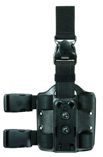 Safariland Safariland Model 6005-6 Double Strap Leg Shroud w/ Quick Release Leg Strap