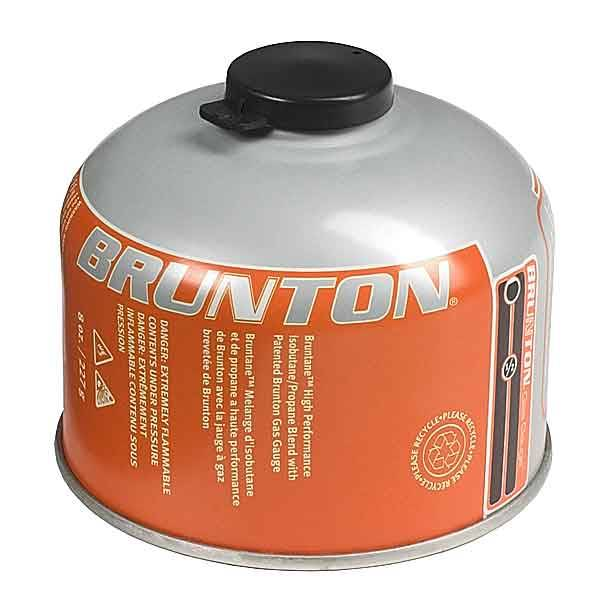 Brunton Bruntane High Performance Isobutane/Propane Blend w/ Gas Gauge
