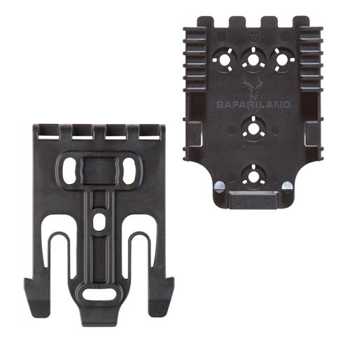 Safariland Safariland Model QUICK-KIT2 Quick Locking System Kit with Locking Receiver Plate