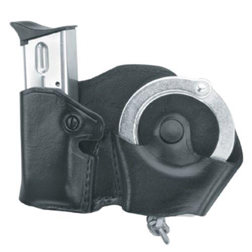 Gould & Goodrich Gould & Goodrich Handcuff & Magazine Case Combo w/ Belt Loops