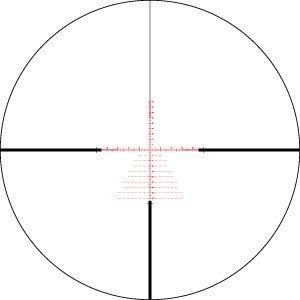 Vortex Vortex Razor HD Gen II (FFP, 34mm tube) 3–18x50 EBR-2C