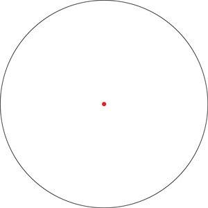 Vortex Vortex Sparc II Red Dot (Bright Red 2 MOA CR2032 Battery)