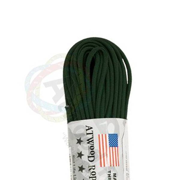 Atwood Rope MFG Atwood Rope MFG 550 Paracord 100ft - Hunter