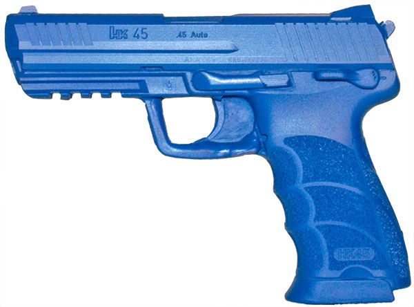 Blue Guns Blue Guns Heckler & Koch