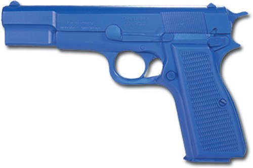 Blue Guns Blue Guns BROWNING HI PWR