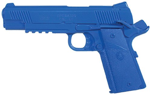 Blue Guns Blue Guns SPRINGFIELD OPERATOR Cocked & Locked