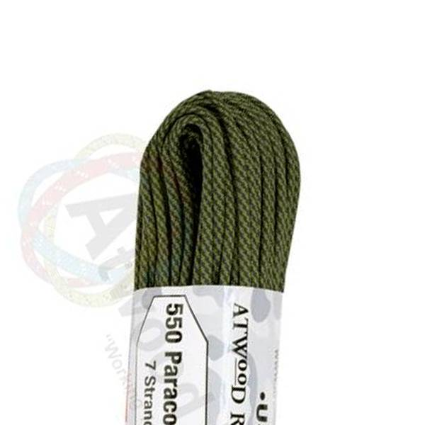 Atwood Rope MFG Atwood Rope MFG 550 Paracord 100ft - Comanche