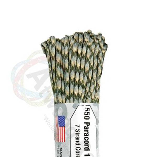 Atwood Rope MFG Atwood Rope MFG 550 Paracord 100ft - ACU