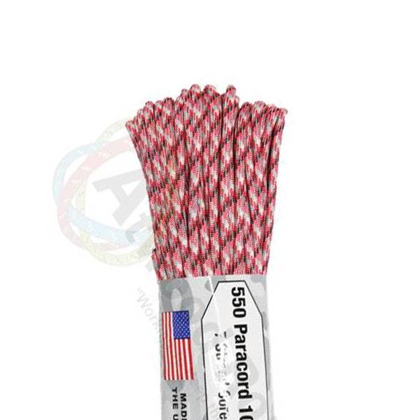 Atwood Rope MFG Atwood Rope MFG 550 Paracord 100ft - PinkCamo
