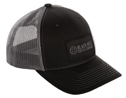 Black Rifle Coffee Company Black Rifle Coffee Company BRCC Company Logo Patch Trucker Hat