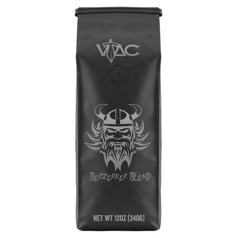 Black Rifle Coffee Company Black Rifle Coffee Company V-Tac Berzerker Blend - WHOLE BEAN-12 oz bag