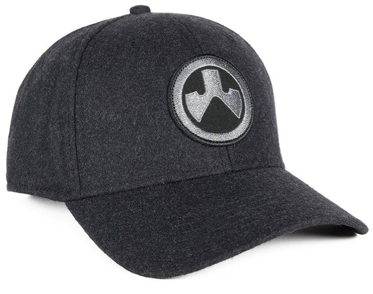 Magpul Icon Mid Crown Snapback - Charcoal