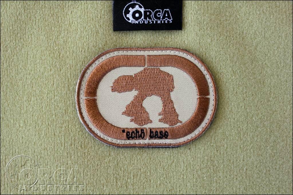 Orca Industries ORCA Echo Base Patch - Desert
