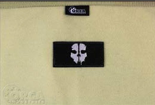 Orca Industries ORCA Ghosts Unit Patch
