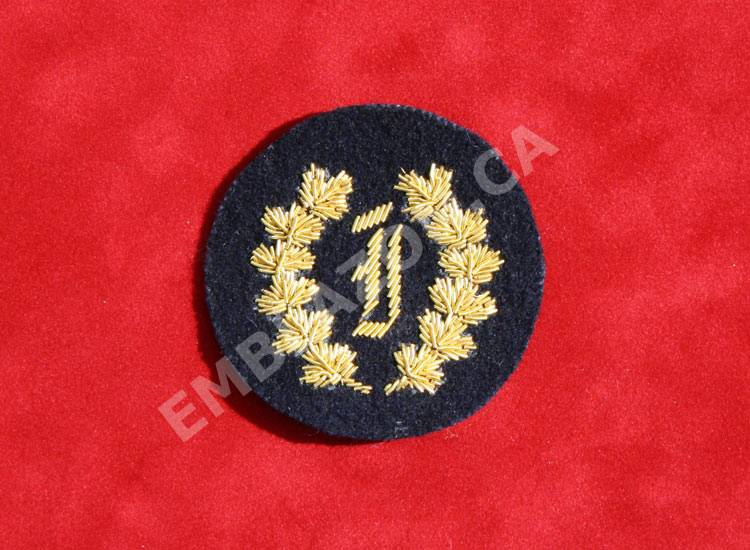 Emblazon Academic Instructor Appointment Badge