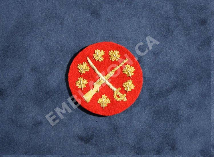 Emblazon ERT Appointment Badge