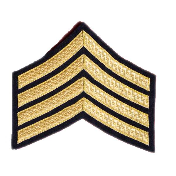 Emblazon Staff Sergeant Rank