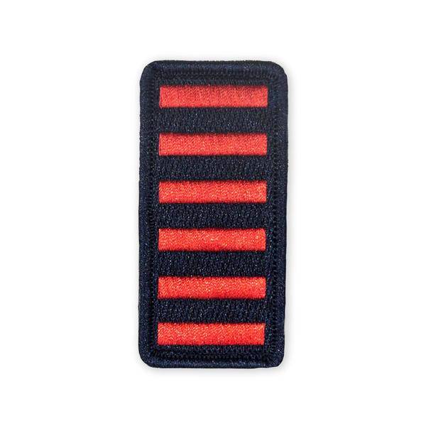 Prometheus Design Werx PDW Corellian Blood Stripe Flash LTD ED Morale Patch