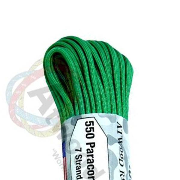 Atwood Rope MFG Atwood Rope MFG 550 Paracord 100ft - Green