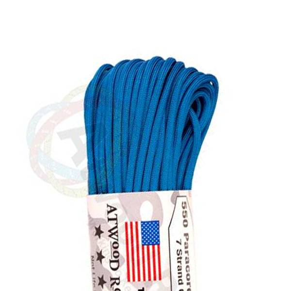 Atwood Rope MFG Atwood Rope MFG 550 Paracord 100ft - Blue