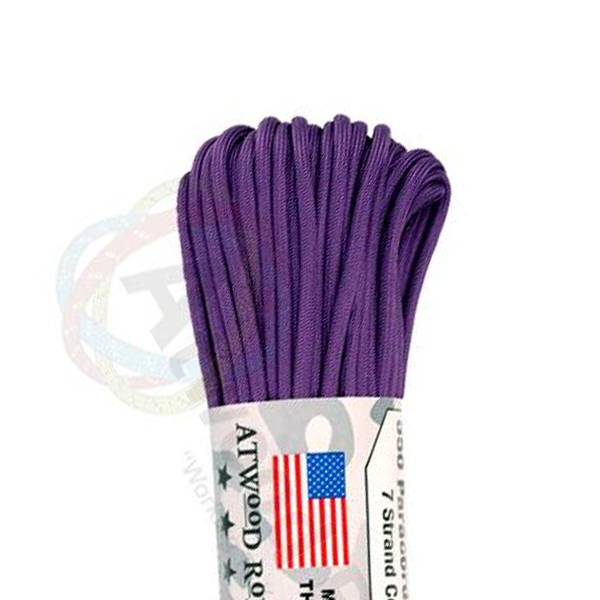 Atwood Rope MFG Atwood Rope MFG 550 Paracord 100ft - Purple