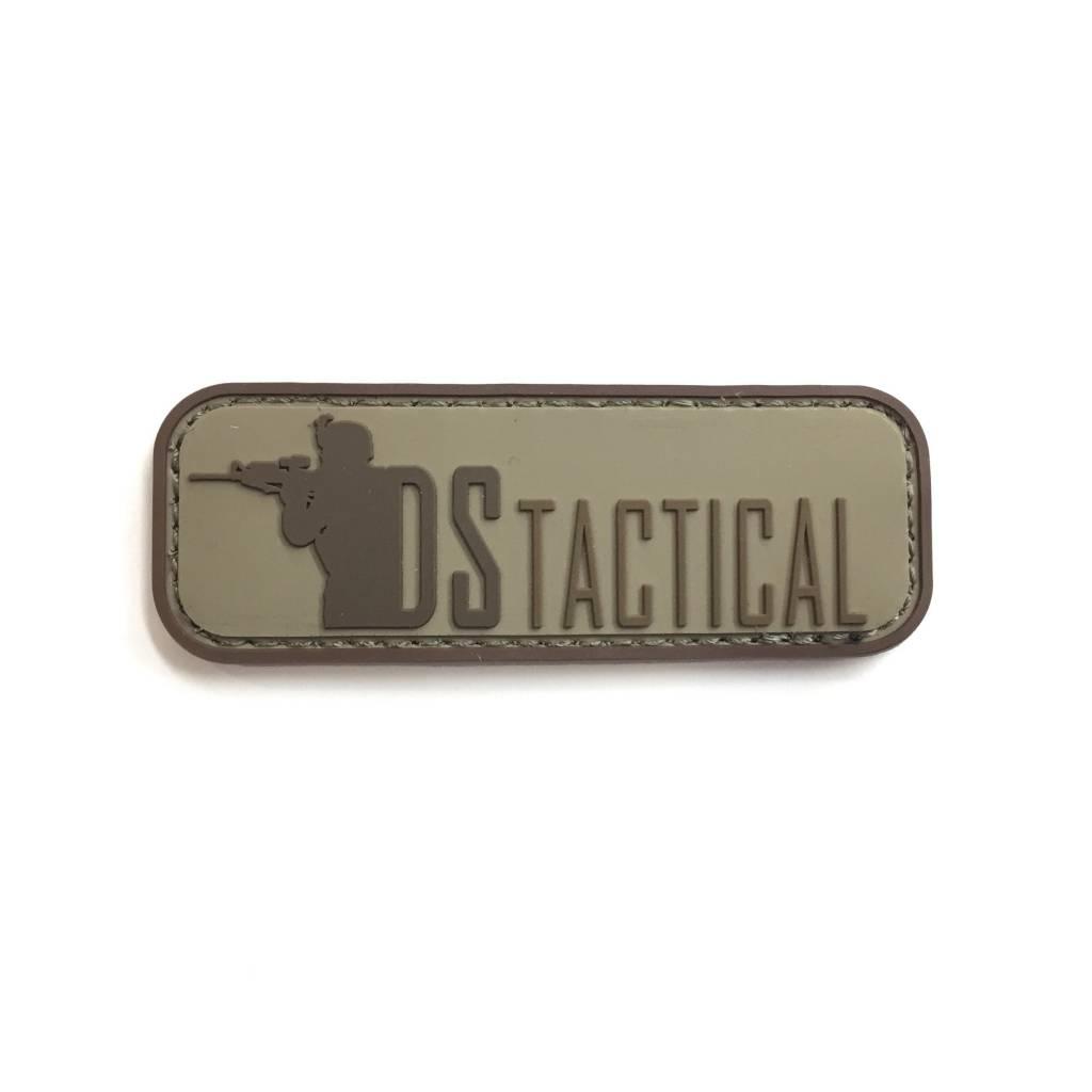 DS Tactical DS Tactical PVC Patch - Arid