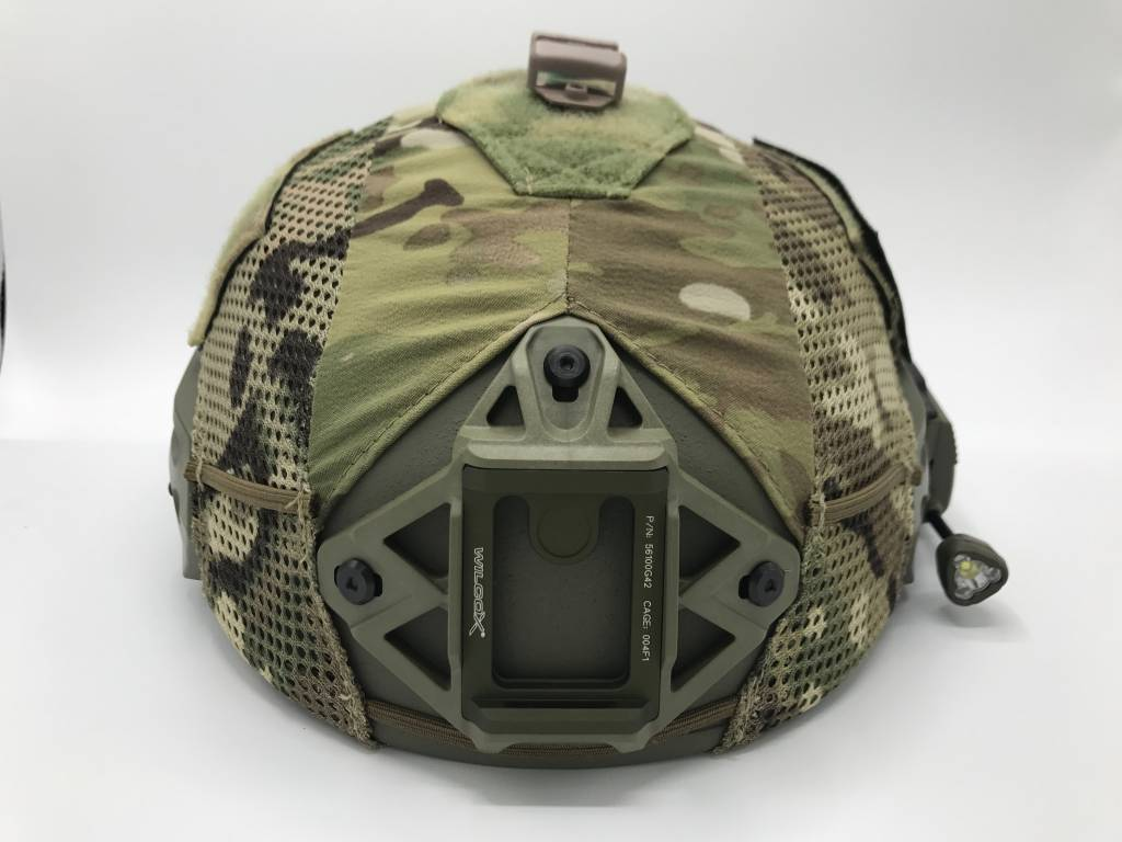 Grey Ghost Gear Grey Ghost Gear Helmet Cover Team Wendy