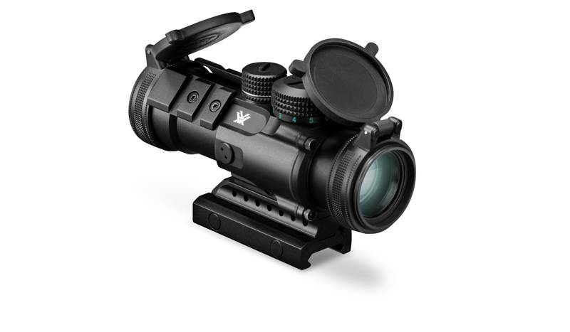 Vortex Vortex Spitfire 3x Prism Scope with EBR-556B Reticle (MOA)