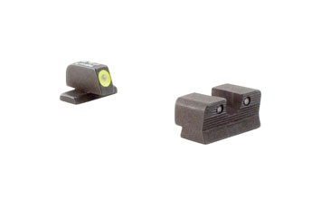 Trijicon Trijicon HD Night Sight SIG Set - Yellow Front Outline