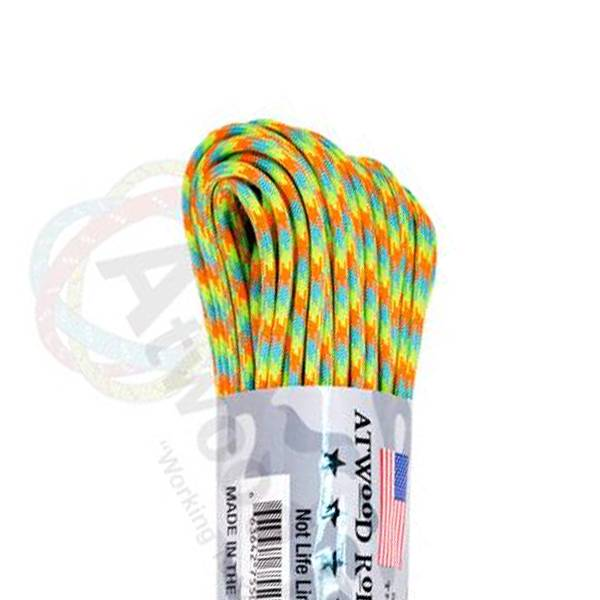 Atwood Rope MFG Atwood Rope MFG 550 Paracord 100ft - Dragonfly