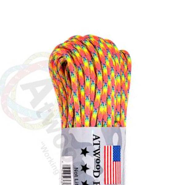 Atwood Rope MFG Atwood Rope MFG 550 Paracord 100ft - Fairy Tale