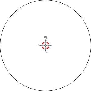 Vortex Vortex Viper PST 1–4x24 SFP Riflescope with TMCQ Reticle (MRAD) Gen 1