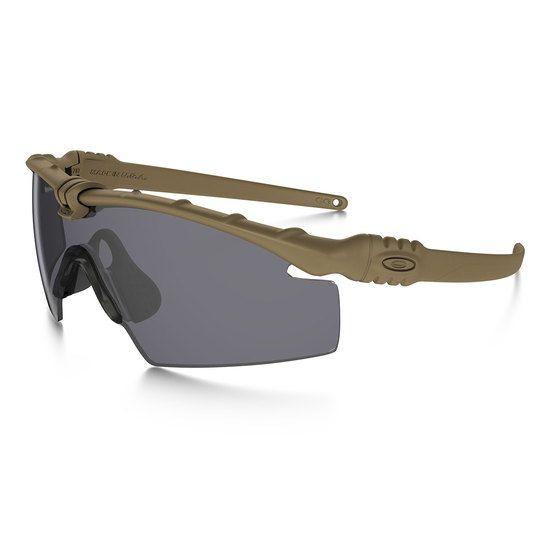 Oakley Oakley SI Ballistic M-Frame 3.0 Dark Bone / Grey