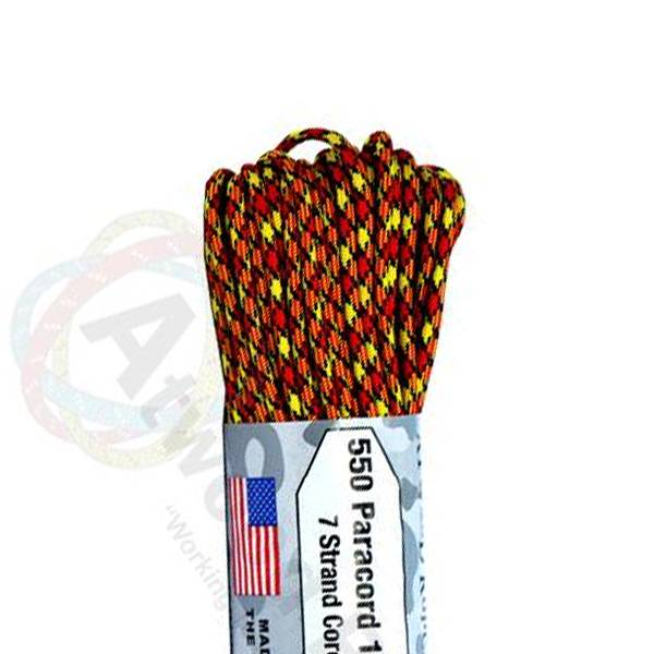 Atwood Rope MFG Atwood Rope MFG 550 Paracord 100ft - Marines