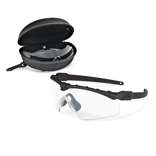 Oakley Oakley SI Ballistic M-Frame 3.0 Matte Black Array Clear/Grey