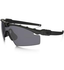 22d11f8d32616 Oakley SI Ballistic M-Frame 3.0 Matte Black   Grey
